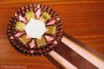 Зефир в шоколаде — вкусные розетки